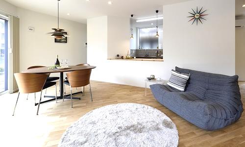 モデルハウス家具レンタル