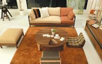 ロースタイルリビング家具