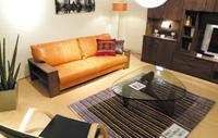 素材にこだわる家具