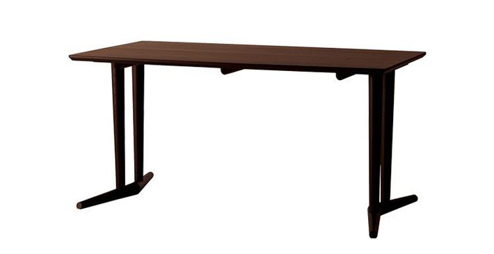 Natural Brown ダイニングテーブル|日進木工|にっしんもっこう
