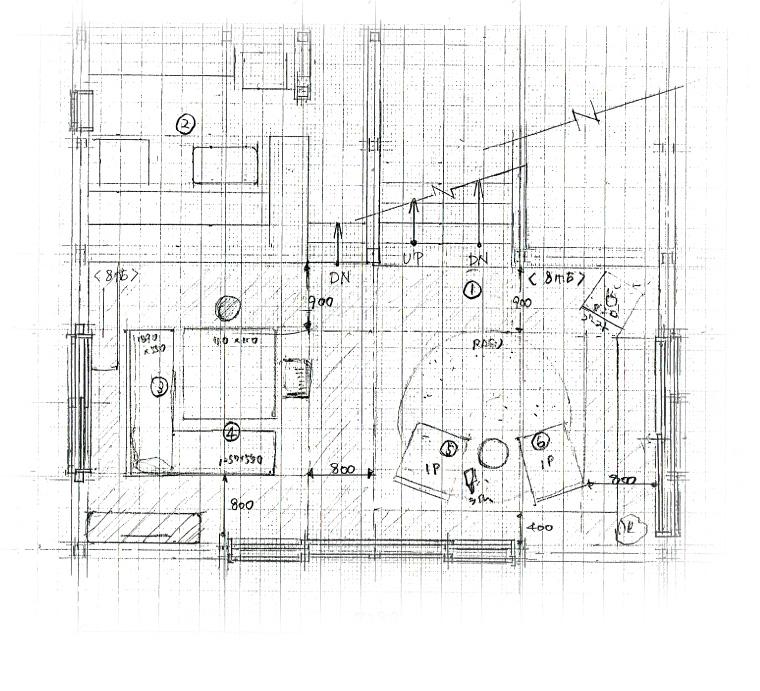 適材適所の動作空間 シミュレーション