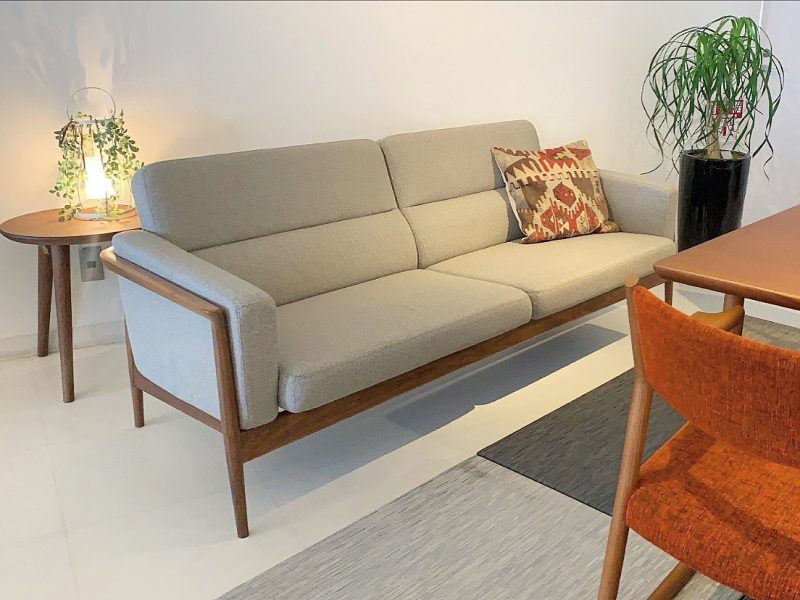 ~日本の住空間でこそ映える、ワンランク上の大人で上質なソファ